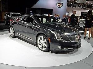 Cadillac ELR - 2014 Cadillac ELR