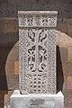2014 Prowincja Armawir, Wagharszapat, Chaczkar z Geghard z XIII wieku.jpg