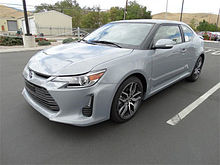 2008 scion tc 0-60 manual