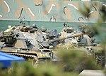 2015.7.14. 연평부대 - 대공사격훈련 14th, July, 2015, ROK Marine YP Unit-Antiaircraft Training (19756464272).jpg