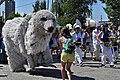2015 Fremont Solstice parade - Polar bear 03 (19122301458).jpg