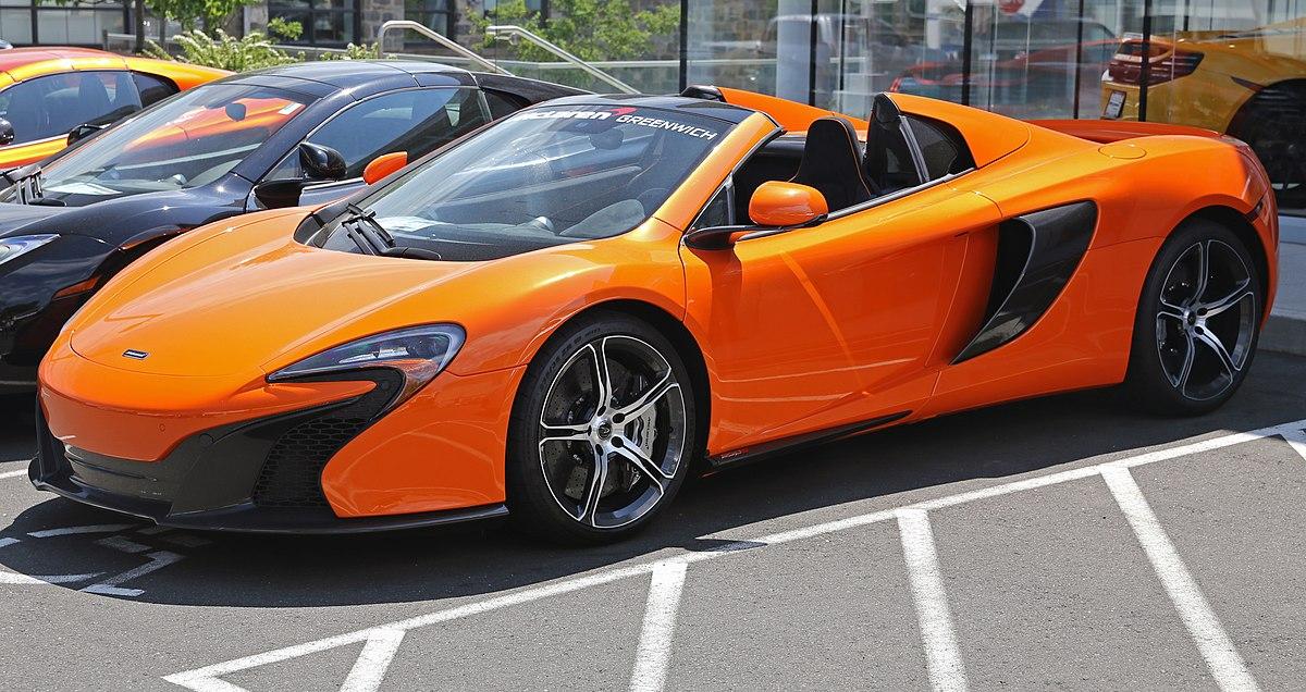 McLaren 650S – Wikipedia