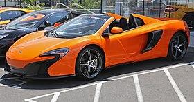 photo McLaren 650 S