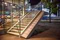 2015 US Open Tennis - Tournament - The Stairway Leading up to the Red Star Cafe (a restaurant) (21200314905).jpg