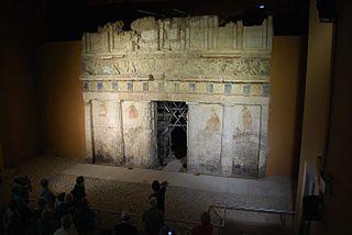 Tomb of Judgement, Lefkadia