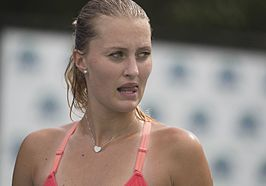 Winnares in het enkelspel, Kristina Mladenovic