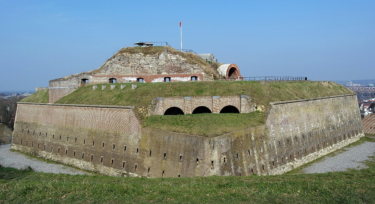 Fort Sint Pieter Wikipedia