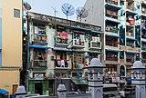 2016 Rangun, Ulica nr 30, Budynki mieszkalne.jpg