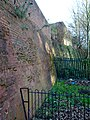 2016 Woolwich, old brick walls Armstrong Estate 01.jpg