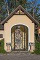20170930 Breitenfurt bei Wien- Wegkapelle hl. Johannes Nepomuk 850 0188.jpg