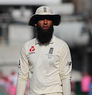 Moeen Ali England cricketer