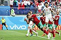 2018 FIFA World Cup Group B march IRN-MAR 38.jpg