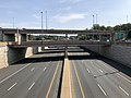 2019-09-08 11 12 25 View north along U.S. Route 29 (Lee Highway) from the overpass for Gunpowder Road in Fair Lakes, Fairfax County, Virginia.jpg