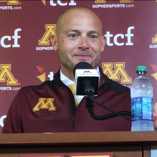P. J. Fleck American football player and coach