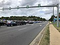 2019-10-07 14 45 39 View north along Virginia State Route 123 (Gordon Boulevard) just south of Old Bridge Road (Virginia State Secondary Route 641) in Woodbridge, Prince William County, Virginia.jpg