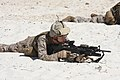 22nd Marine Expeditionary Unit storms the beach during Bright Star 2009 DVIDS212871.jpg