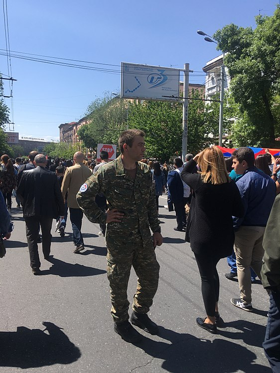 23.04.2018 Protest Demonstration, Yerevan 27.jpg
