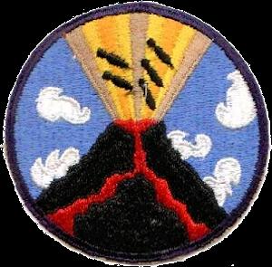 23d Bomb Squadron - Cold War Emblem of the 23d Bombardment Squadron