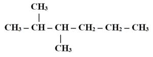 2,3-Dimethylhexane - Image: 23dimethylhexane