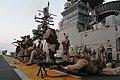 24th MEU conducts a MRF Live Fire aboard USS Iwo Jima 150218-M-WA276-202.jpg
