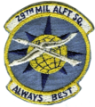 29th Military Airlift Squadron - MAC - Emblem.png