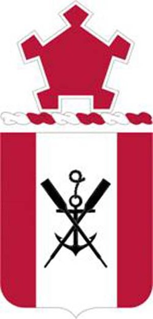 2nd Engineer Battalion (United States) - Coat of Arms
