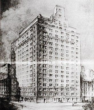 2 Horatio Street - 2 Horatio Street in 1931