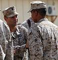 2nd Marine Logistics Group (Forward) corpsmen earn Fleet Marine Force pin 110711-M-UV027-027.jpg