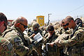 2nd Platoon, Bravo Battery, 3rd Battalion, 82nd Field Artillery Regiment with Afghan National Police 130824-A-YW808-008.jpg