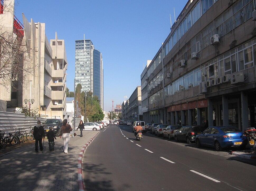 31.03.09 Tel Aviv 076 Ha'arbah