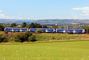 ScotRail (brand) - Image: 314212 at Lyoncross