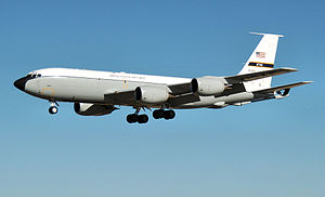 418th Flight Test Squadron - Image: 418th Flight Test Squadron Boeing KC 135r BN Stratotanker 61 0320