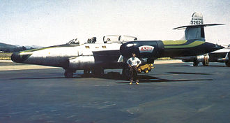 4707th Air Defense Wing - F-89D Scorpion of the wing's 437th Fighter-Interceptor Squadron