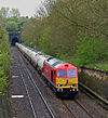 60059 & Kamikaze Buzzard , Claycross Tunnel (7119449631).jpg