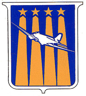 62d Operations Group - Emblem of the 62nd Troop Carrier Group