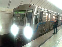 81-717.6K on Trubnaya station