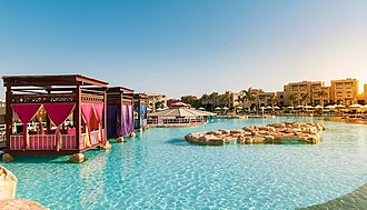 Sharm El Sheikh - Image: 8 A resort in Sharm El Sheikh