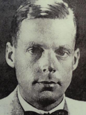 Jan Zwartendijk - Zwartendijk in 1941