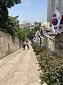 90 Step Stairs on March 1 Independence Road.jpg