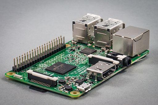 9815 - Raspberry Pi 3