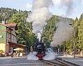 99 7245-6, Germany, Thuringia, Eisfelder Talmühle Railway station (Trainpix 176500).jpg