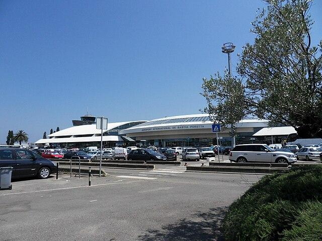 Aéroport de Bastia Poretta