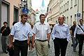 A.Ansips, V.Dombrovskis un A.Kubiļus 28.08.2011. (6089156508).jpg