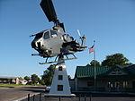 AH-1 on display in front of the VFW Post in Burlington, Colorado.JPG