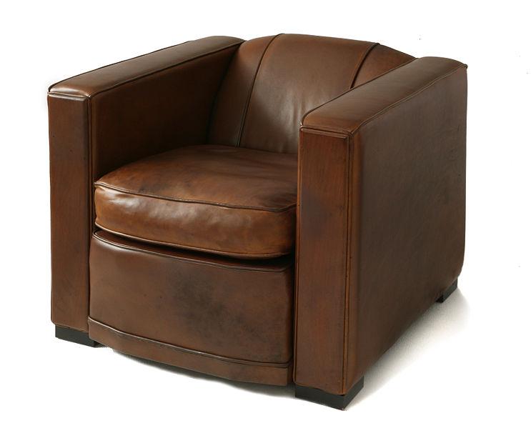 743px ART DECO - Comment faire le meilleur choix de votre fauteuil club?