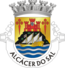 Blason de Alcácer do Sal
