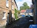 A 'side street' in Lealholm - geograph.org.uk - 1598510.jpg