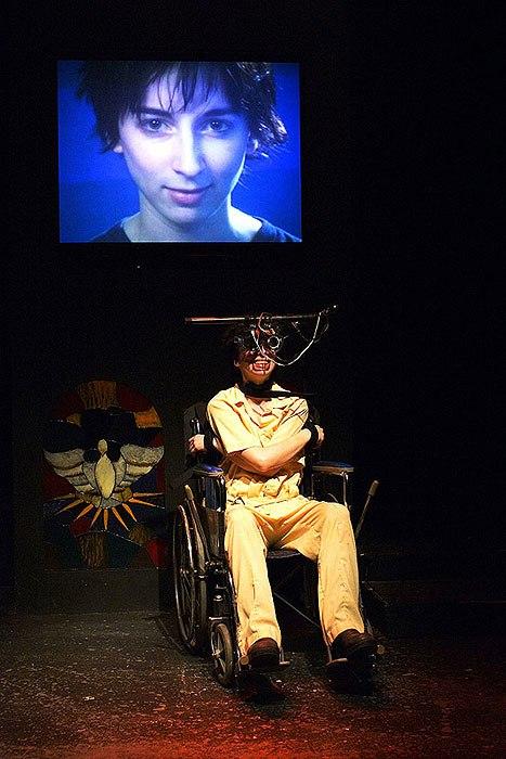 A Clockwork Orange - the treatment