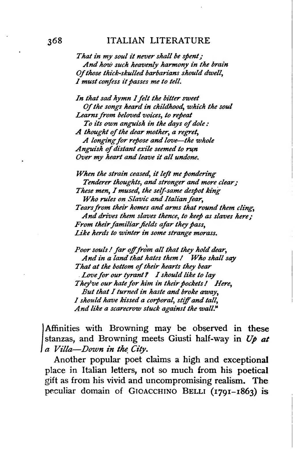 Pagea History Of Italian Literature Garnett 1898djvu386