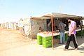 A market stall on the Champs Elysees, in the Zaatari refugee camp, Jordan (9638133742).jpg